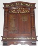 Dereel State School & Districts Honour Roll
