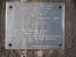 Plaque Inscription: 30-April-2015