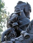 Desert Mounted Corps Memorial : 02-June-2012