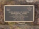 Digby Memorial Park : 31-October-2011