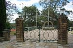 Dr Baxter Memorial Gates
