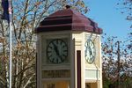 Dr Alcorn Clock : August-2014
