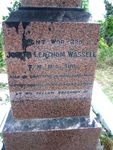 Dr Joseph Wassell  Right Inscription : 22-07-2013