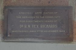 Plaque Inscription: 03-March-2016