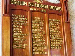 Honour Roll 2 : 16-December-2014