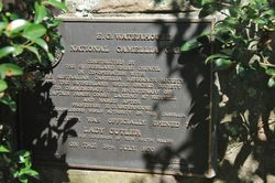 Plaque Inscription : 14-April-2015