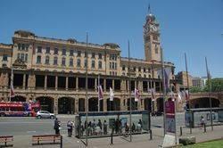 Central Station:25-November-2015