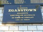 Eganstown War Memorial : 02-March-2013