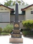 Eidsvold Cenotaph