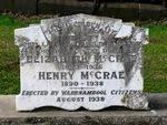 Elizabeth & Henry McCrae : 14-June-2011