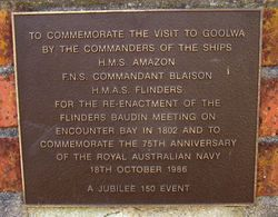 Encounter Bay Re-Enactment & 75th Anniversary of the Royal Australian Navy