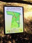 Eric Foote Memorial Sanctuary Map: 08-09-2012