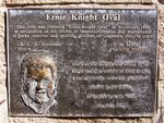 Ernie Knight Plaque : 29_July-2014