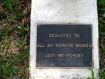 Ex Servicewomen Insc