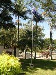 Ex Servicewomen Memorial Flagpole