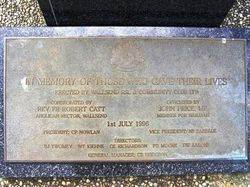 Dedication Plaque : 24-February-2014