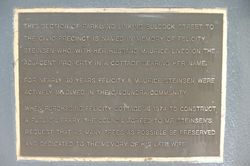 Plaque Inscription : 09-December-2014