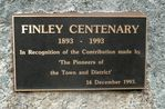 Finley Pioneers : 26-November-2012