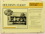 Houdini's Flight History : 18-04-2014