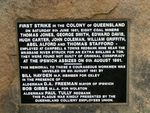 First Strike Plaque