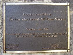 Plaque 1 : 17-July-2014