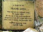 Frank Long
