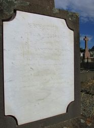McGrath Inscription : 29-November-2014