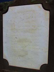 McGrath Inscription 2 : 29- November-2014