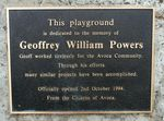 Geoffrey Powers : 26-November-2012