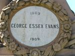 George Essex Evans Detail