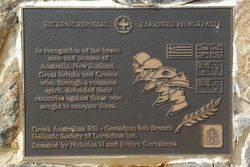 Hellenic Plaque: 18-August-2015