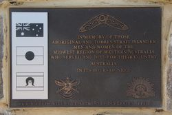 Indigenous Plaque: 18-August-2015