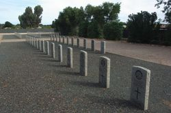 War Cemetery Graves : 18-August-2015