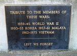 Glenroy War Memorial : 12-April-2013