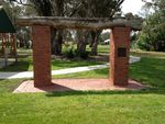 Glenthompson Commemorative Arch : October 2013