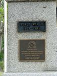 WW2 Plaque