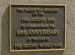 WW2 Plaque : 23-February-2016