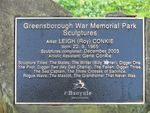 Greensborough Memorial Statues : 13-August-2012