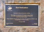 Gun Dedication : 17-February-2011
