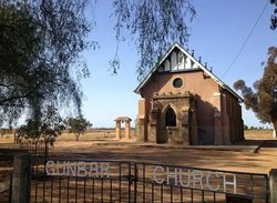 Gunbar Pioneer Memorial Church