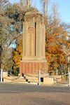 Gundagai War Memorial : 10-July-2011