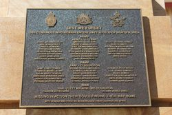 Korean War Plaque : 01-March-2016