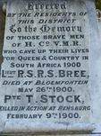 Hamilton Boer War Memorial