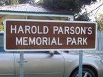 Harold Parsons : 12-December-2011