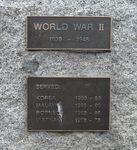 Hastings War Memorial : 27-September-2011