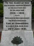 Heidelberg War Memorial : 26-November-2011