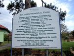 Helidon Soldiers Memorial Park : 26-09-2012