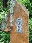 Hepburn Springs Memorial Gates : 21-December-2010