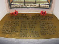 Honour Roll : 26-November-2014
