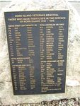 Veterans Memorial Supreme Sacrifice Honour Roll : 28-04-2013
